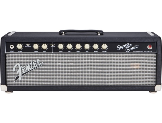 Fender Super Sonic 60 Head