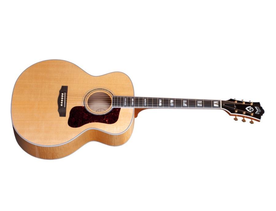 Guild F-50 Acoustic Guitar - Natural
