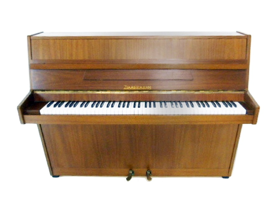 Zimmerman upright piano xl