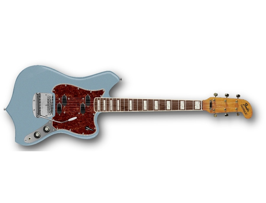 Fender Maverick Electric Guitar