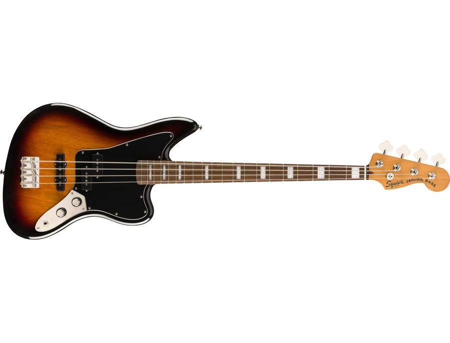 Squier Jaguar Bass