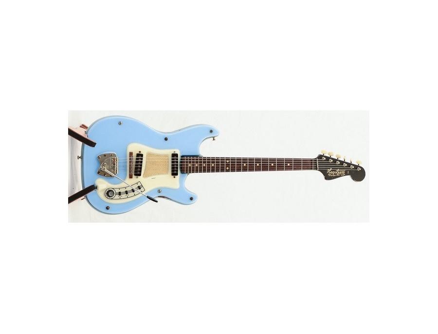 Hagstrom i kent pb 24 g electric guitar xl