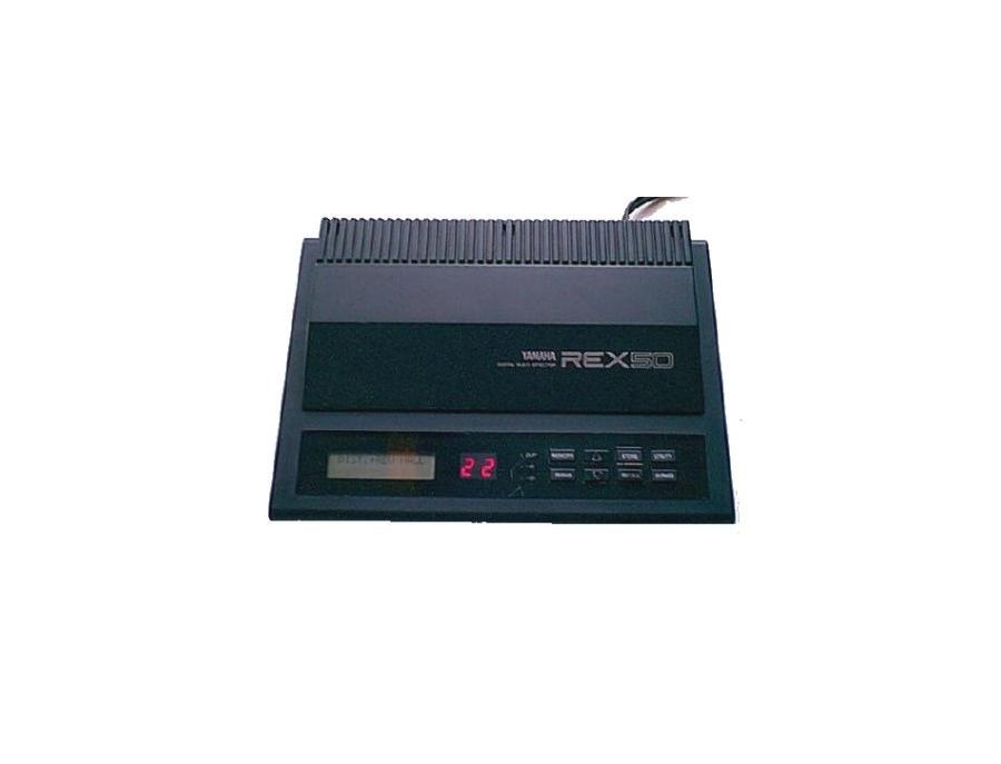 Yamaha Rex-50