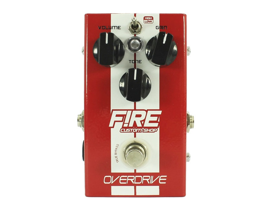 Fire Overdrive