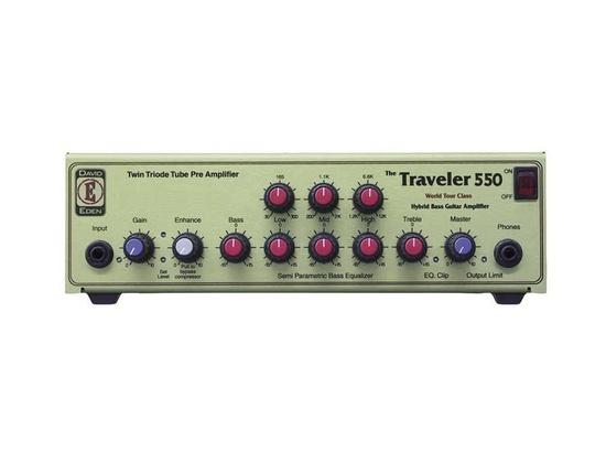 Eden WT550 Bass Amp Head