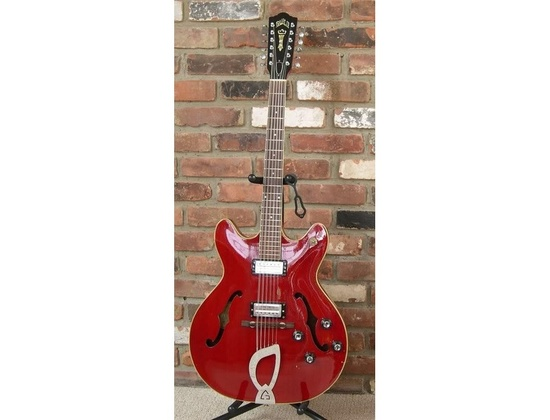 1966 Guild Starfire XII 12-String Guitar