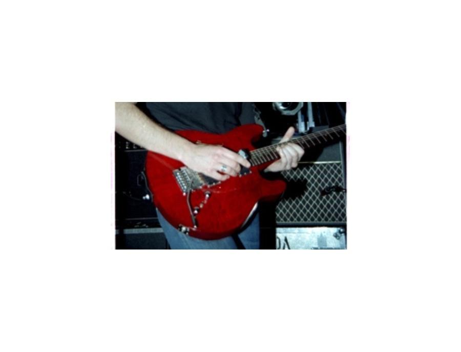 Plank ED1 Custom Electric Guitar