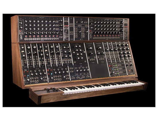 Moog Modular Synthesizer