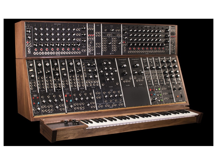 moog modular synthesizer reviews prices equipboard. Black Bedroom Furniture Sets. Home Design Ideas