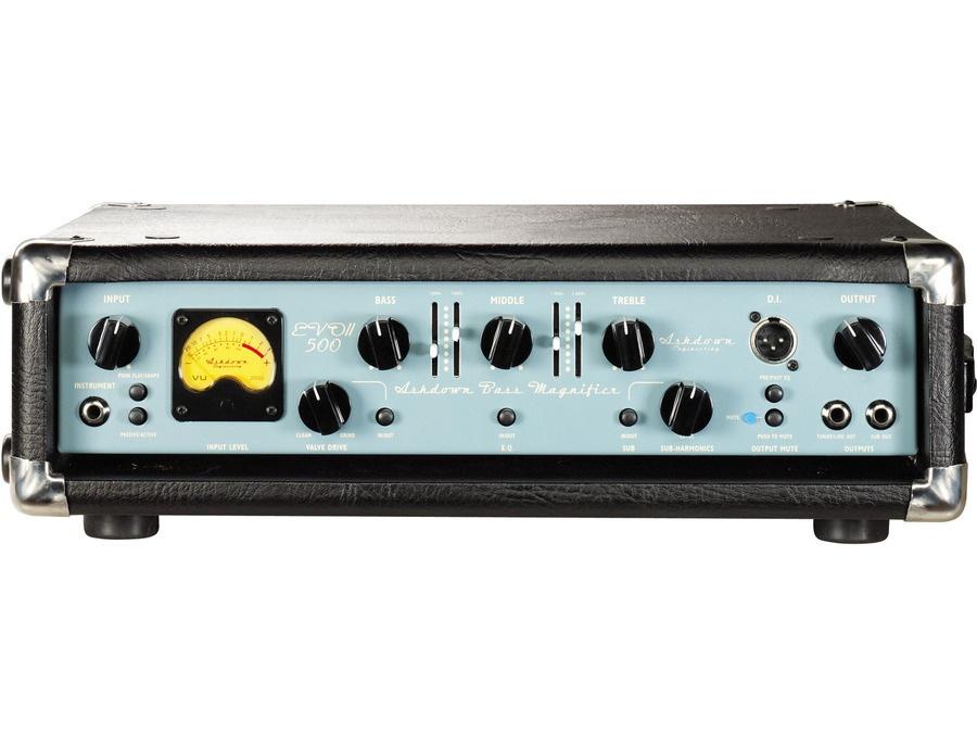 Ashdown ABM 500 EVO II