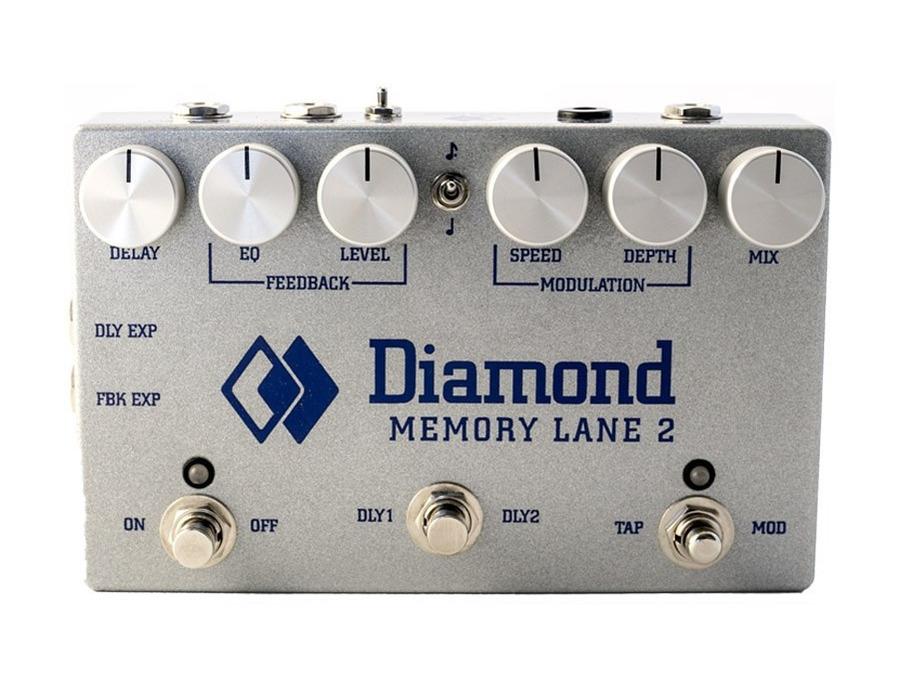 Diamond memory lane 2 xl