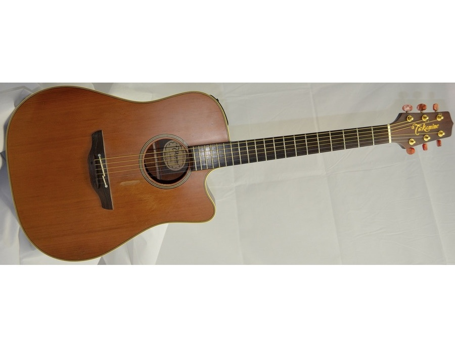 Takamine en10c acoustic guitar xl