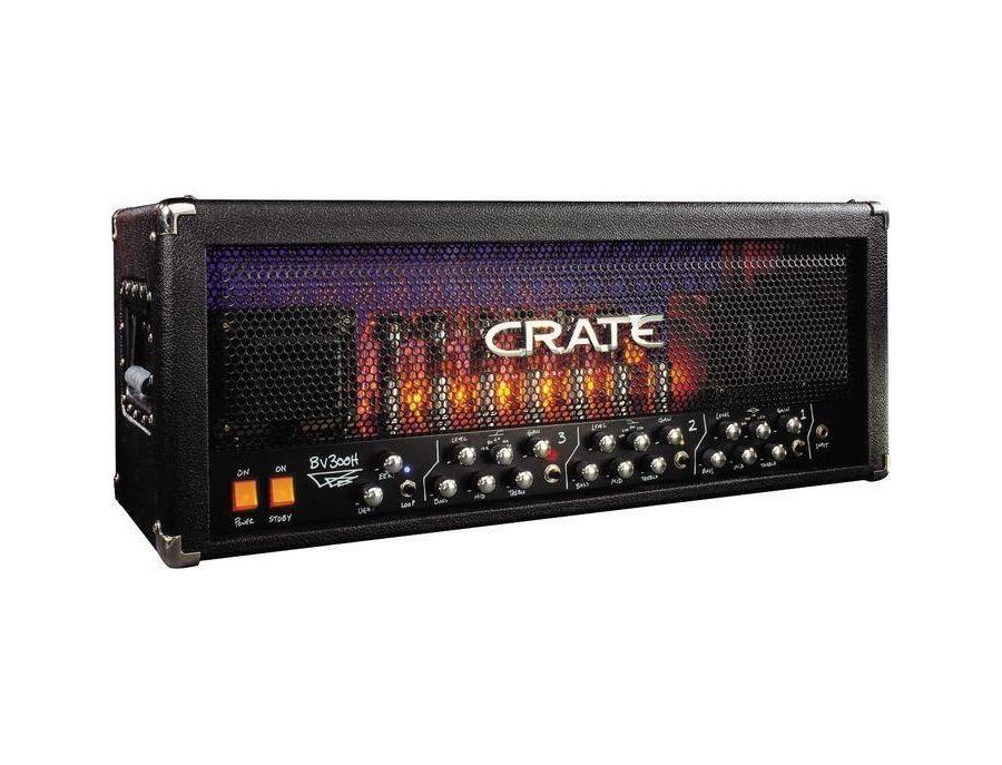 Crate BV300HB Blue Voodoo Guitar Amp Head