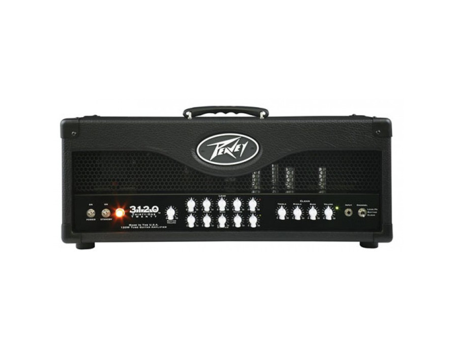 Peavey 3120 120w tube guitar amp head xl