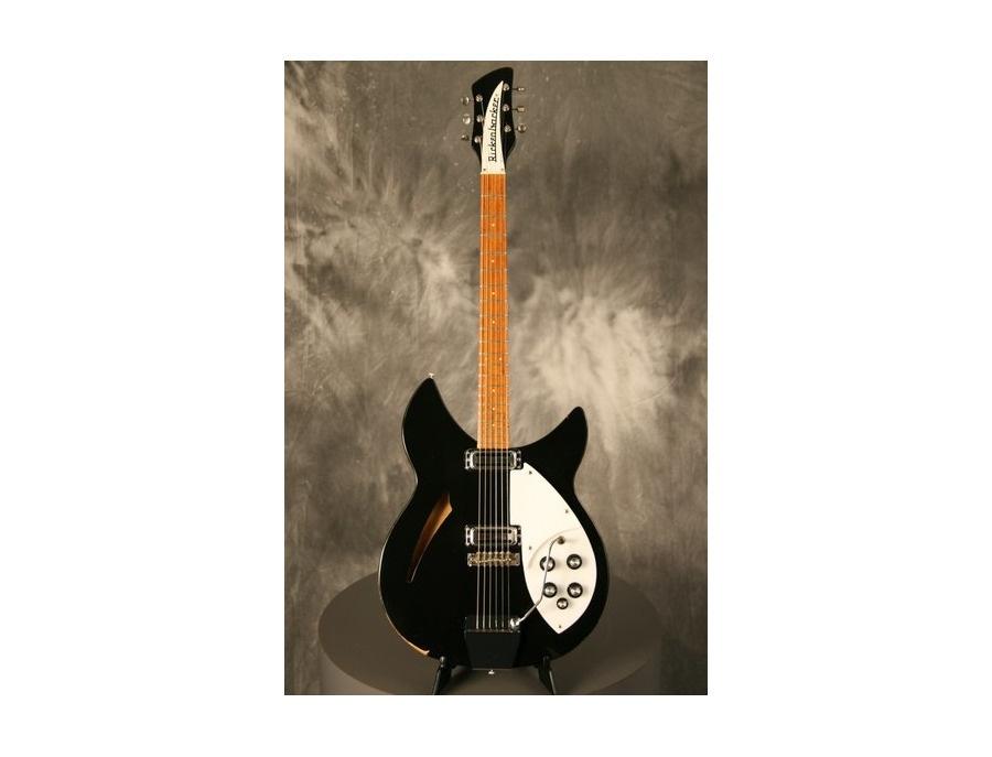 Rickenbacker 335 Jetglo