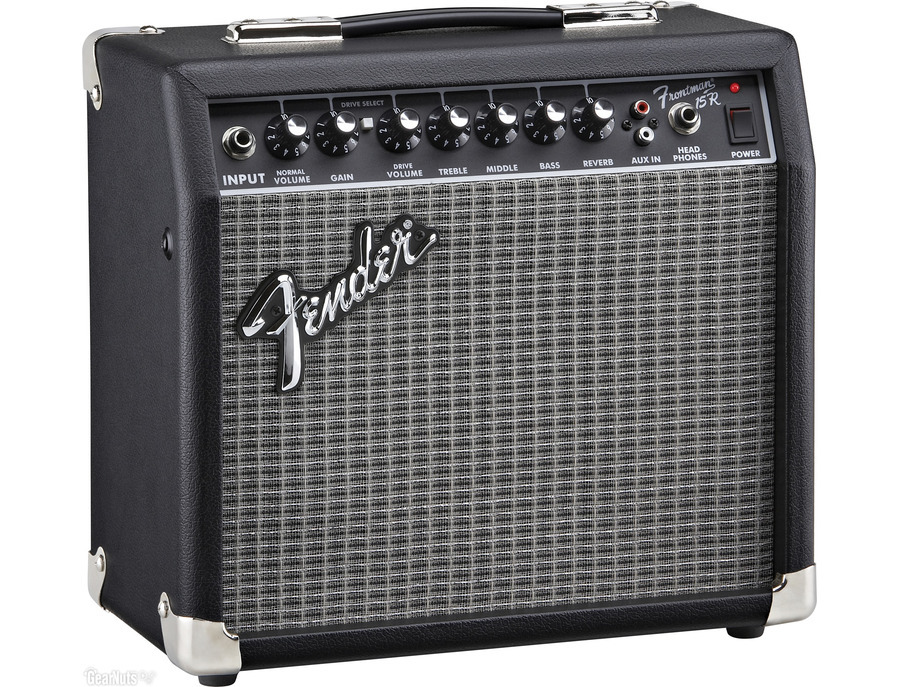 Fender frontman 15r xl