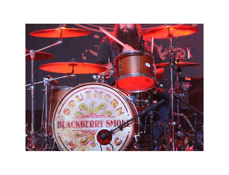Palmetto Drum Company Custom Brit Turne Drum Kit