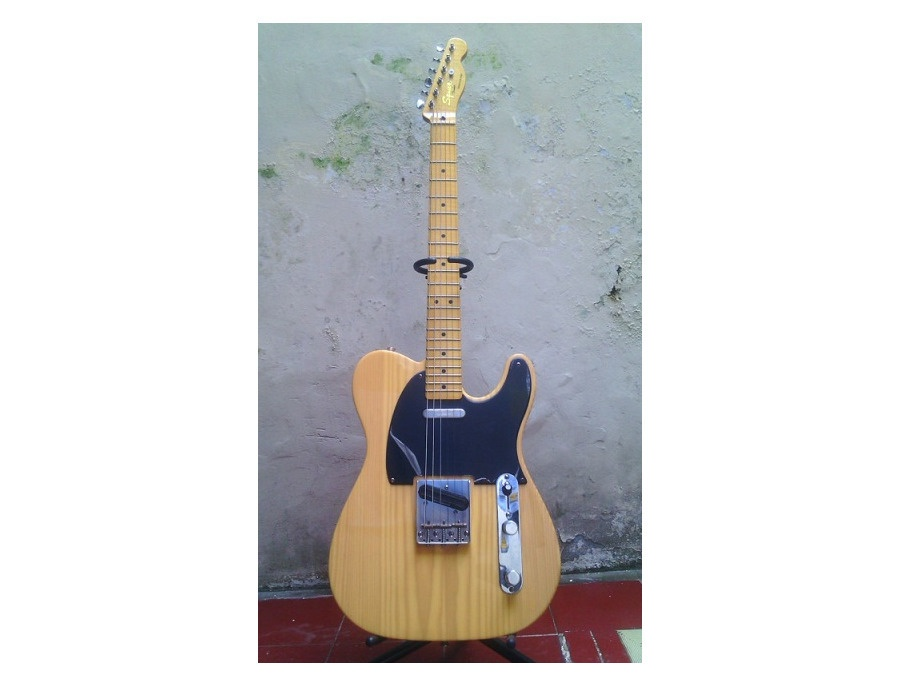 Eross Chandra Squier Telecaster