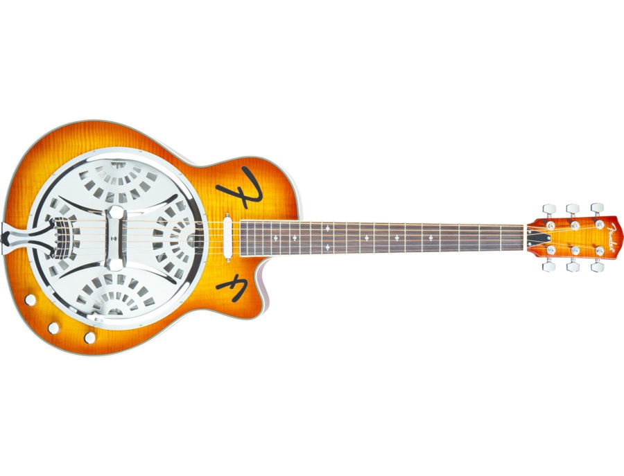 Fender Resonator FR50CE