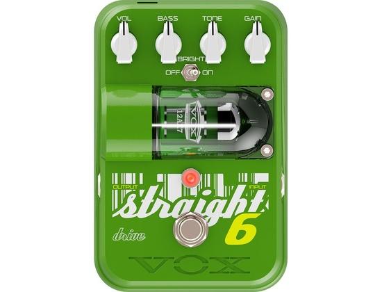 VOX Tone Garage Straight 6