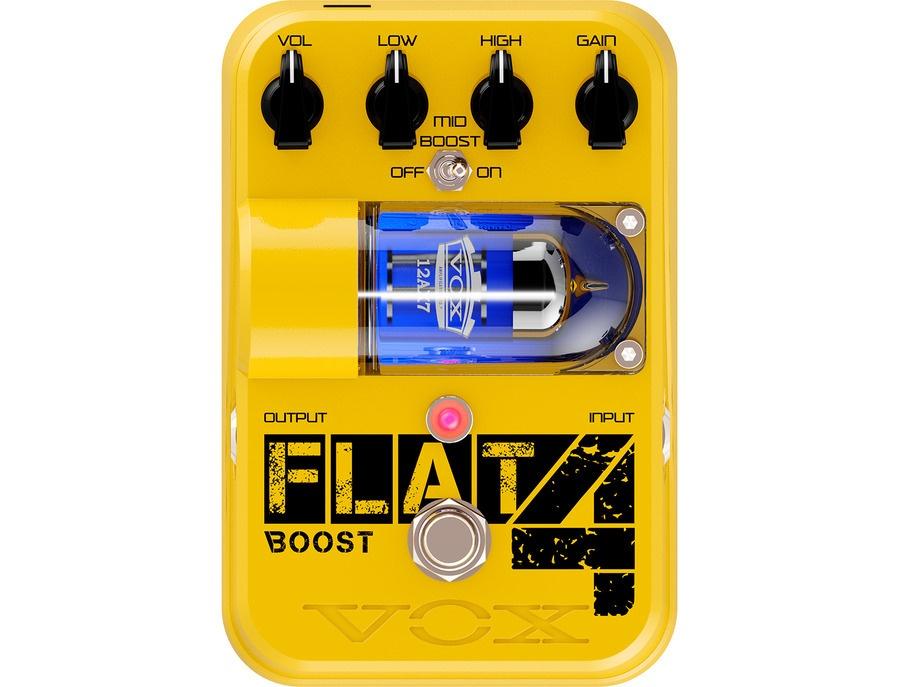 VOX Tone Gararge Flat 4 Boost