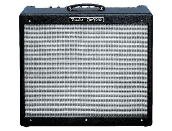 Fender Hot Rod Develle 212 60W 2x12 Tube Guitar Combo Amp