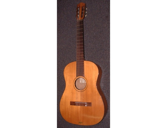 Vintage Hofner Flamenco Acoustic Guitar