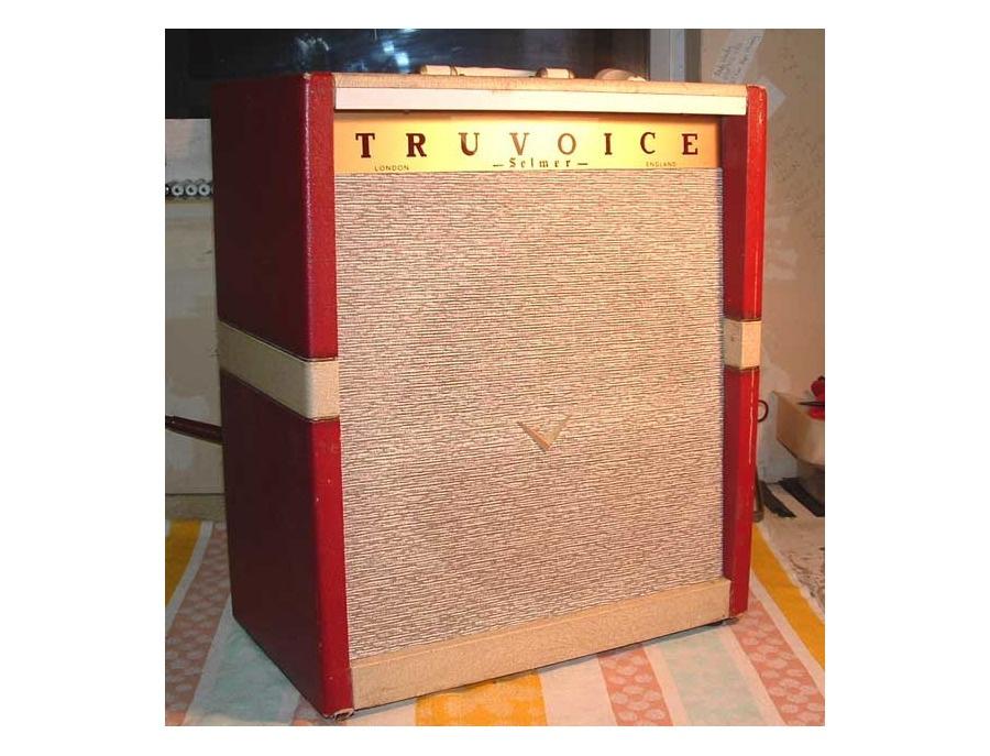 Vintage Selmer Professional TV12A Amplifier