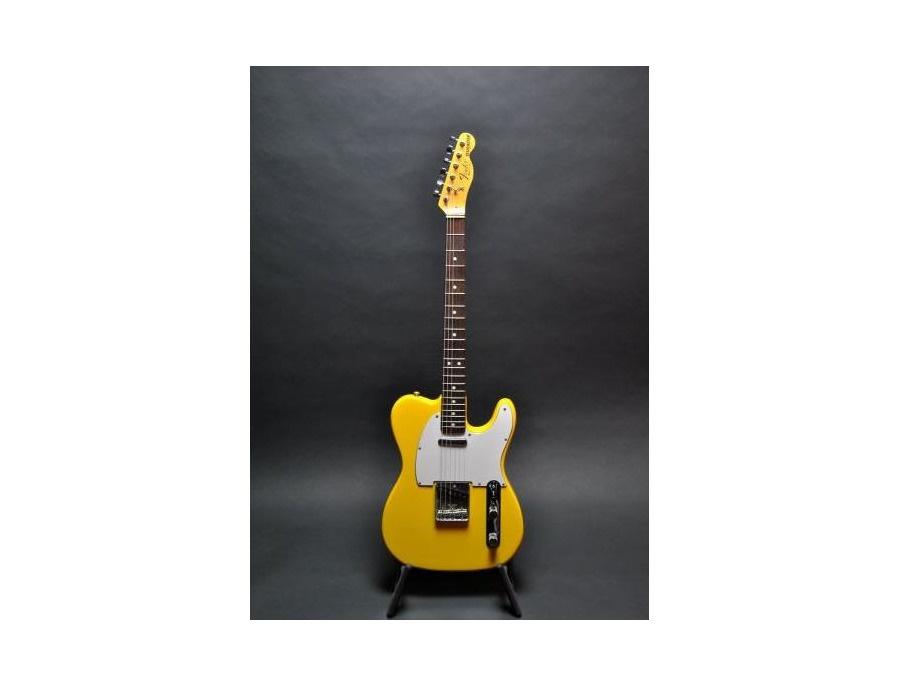 1981 Fender Monaco Yellow Telecaster