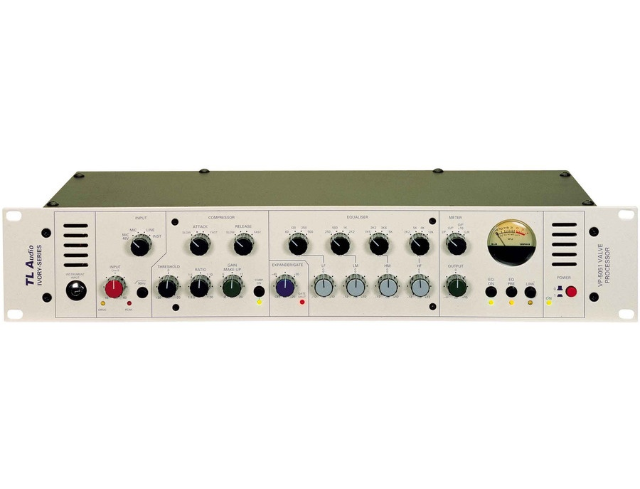 TL Audio Ivory 5051 Mono Tube Voice Processor