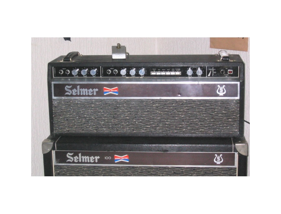 Selmer Super Zodiac 100 Amplifier Head