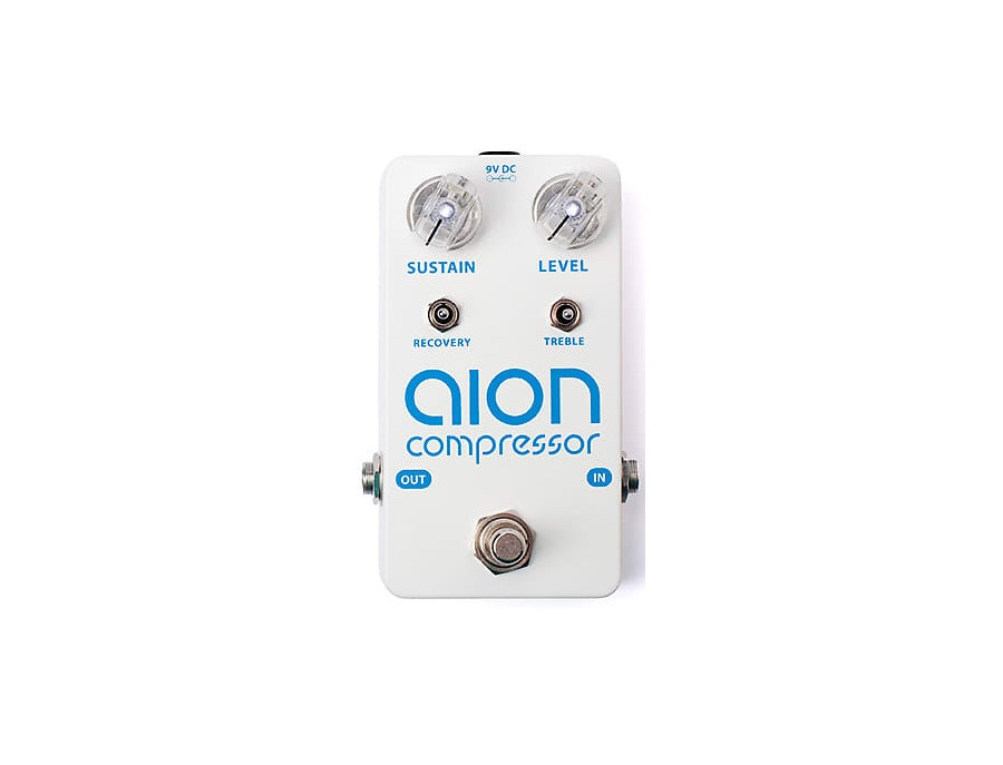 Aion Compressor Effects Pedal