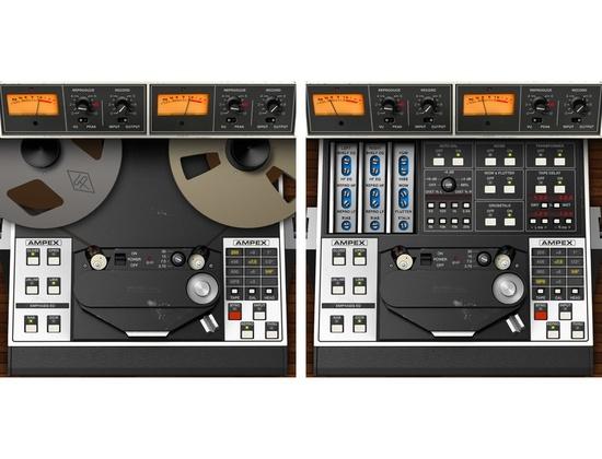 UAD Ampex ATR-102 Mastering Tape Recorder Plugin