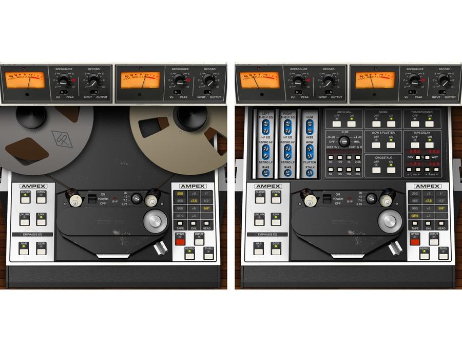 Uad ampex atr 102 mastering tape recorder plugin xl
