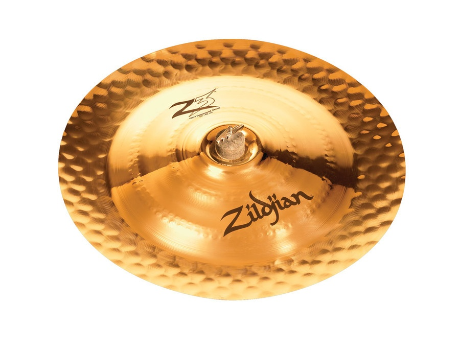 "Zildjian Z3 21"" Ultra Hammered China"
