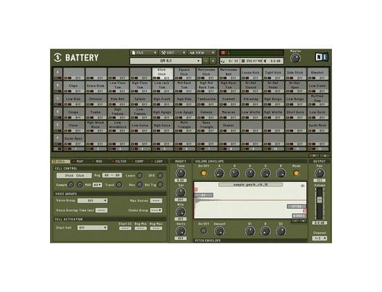 Native Instrument Battery 2