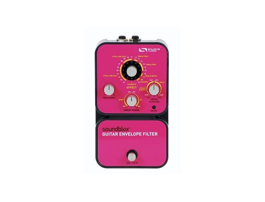 source audio guitar envelope filter