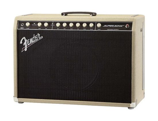 Fender Super-Sonic 112 Guitar Combo Amp