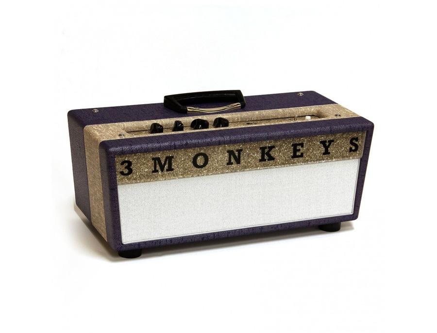 3 Monkeys Sock Monkey Head