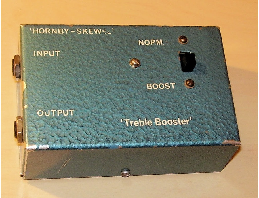 Hornby Skewes Treble Booster