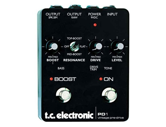 TC Electronic Line Booster