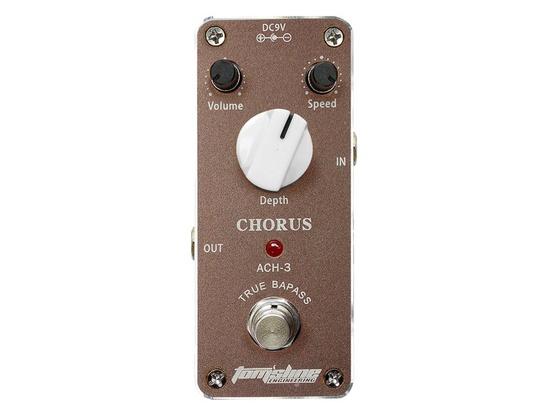 Tomsline ACH-3 Chorus Guitar Effect Pedal Mini Analogue Effect True Bypass ACH 3 AROMA