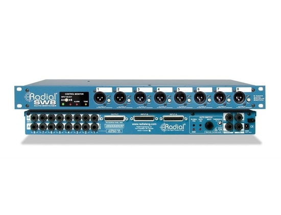 Radial Engineering SW8 Auto-Switcher