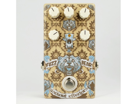 Blackout Effectors Fuzz Bear