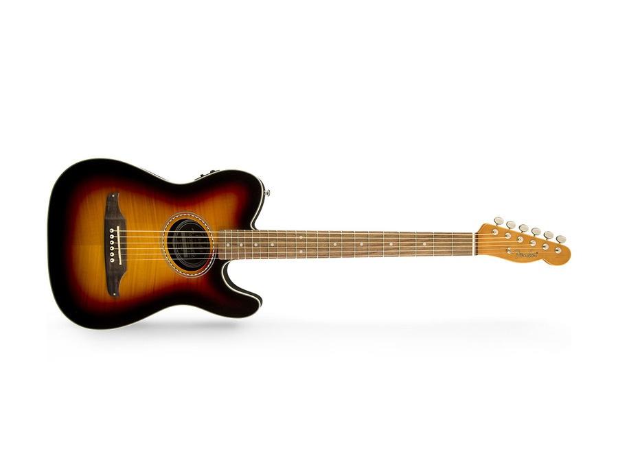 Fender Standard Telecoustic Acoustic-Electric Guitar