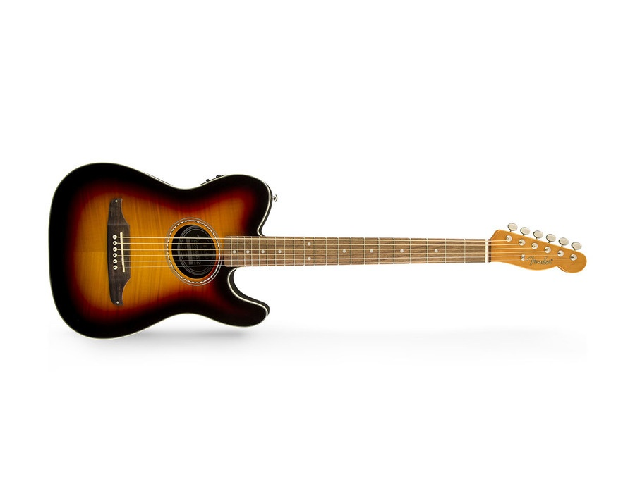 Fender Standard Telecoustic Acoustic-Electric Guitar