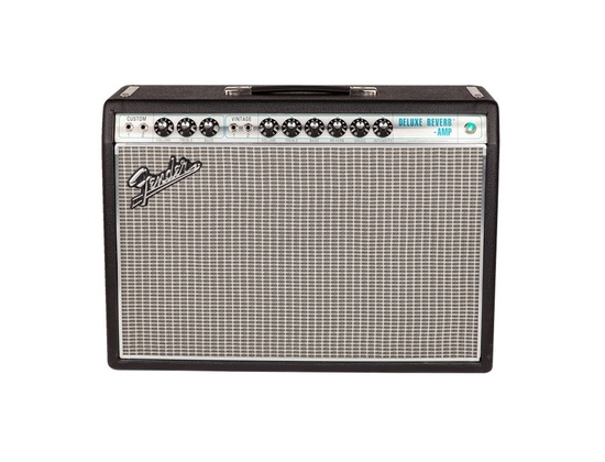 Fender '68 Custom Deluxe Reverb Guitar Amplifier
