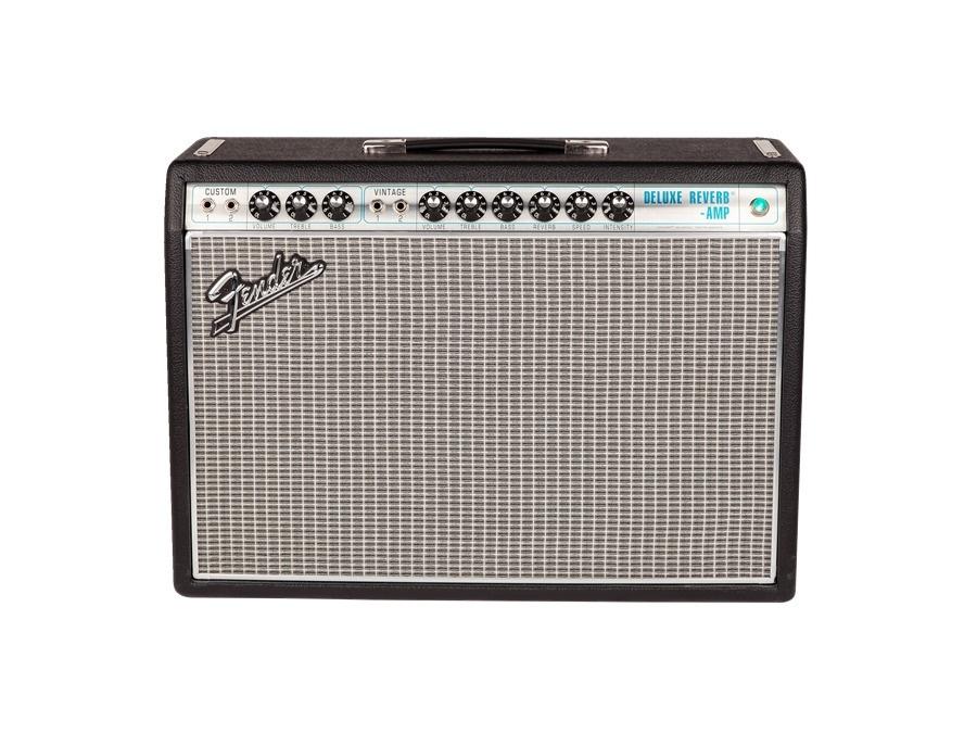 Fender 68 custom deluxe reverb guitar amplifier xl