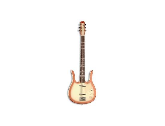 Jerry Jones Longhorn Bass 6