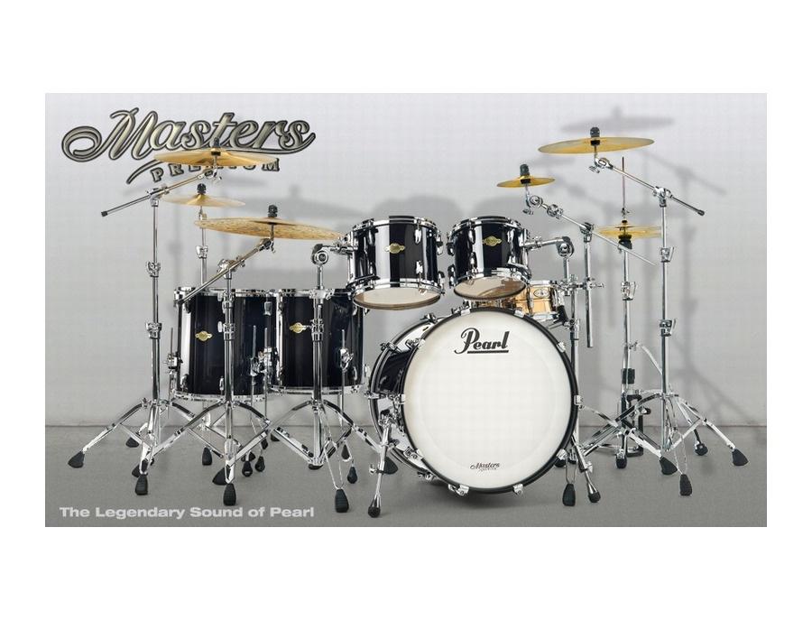 Pearl mmp masters series drumset xl